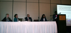 panel session