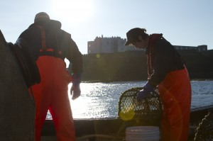 IMG_7705 - Lobster pot fishermen, Northern (Easkey)2