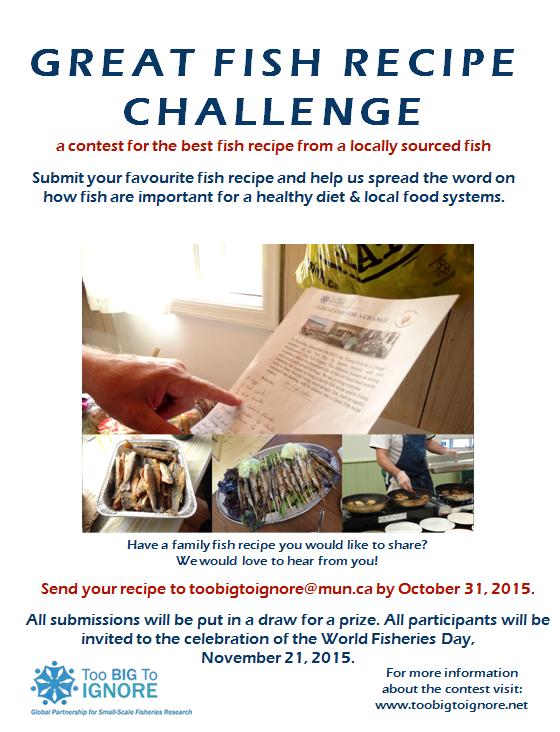 GF Recipe Challenge