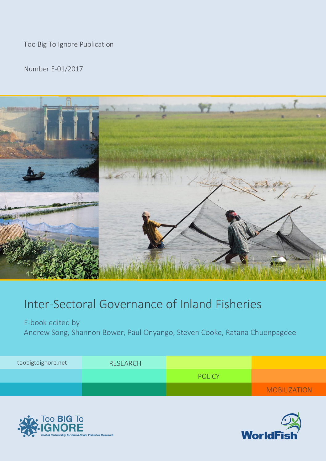 TBTI e-book on inland fisheries launched