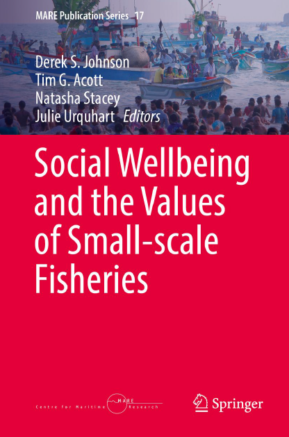TBTI publishes a book on the social wellbeing and the values of SSF