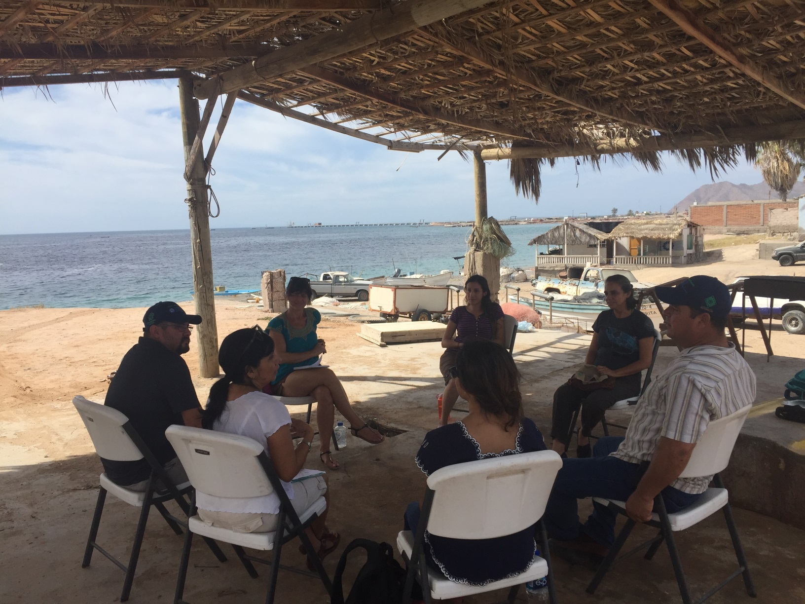Report from the transdisciplinary workshop in Sonora, Mexico