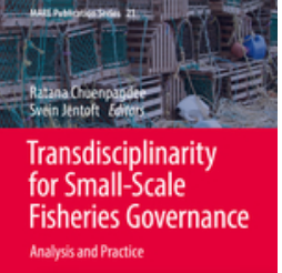 TBTI publishes book on the Transdisciplinarity for Small-Scale Fisheries Governance: Analysis and Practice